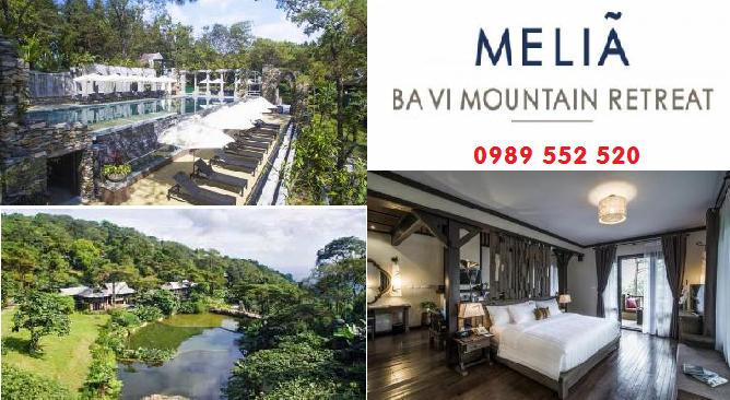 Melia Ba Vì Resort
