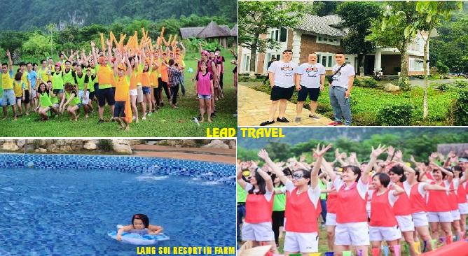 Tour Làng Sỏi Resort in Farm 2 Ngày 1 Đêm Team Building Thú Vị