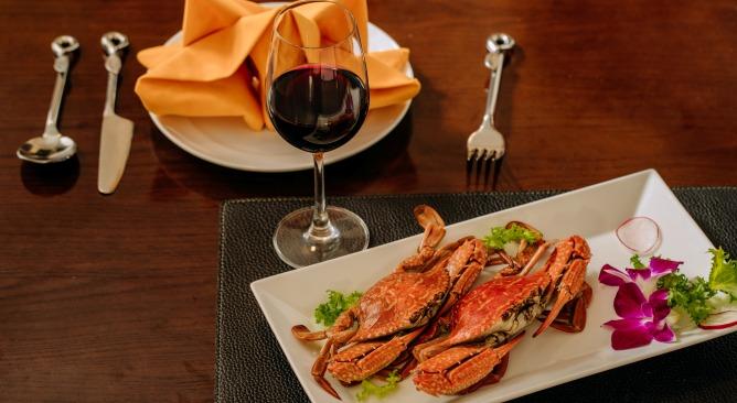 ẩm thực hải sản