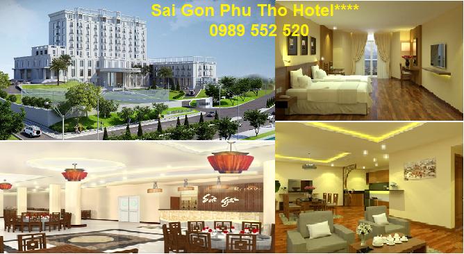 Khách sạn Sài Gòn Phú Thọ