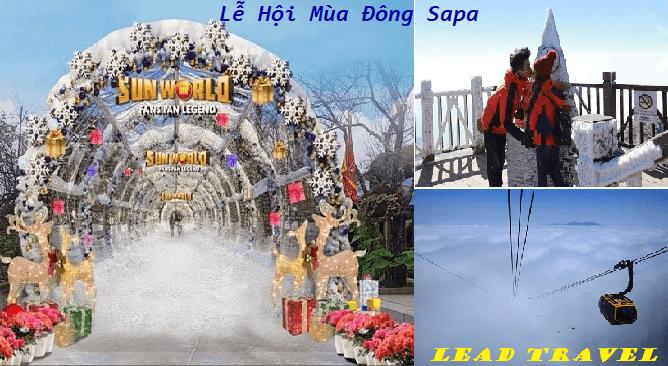 lễ hội mùa đông sapa