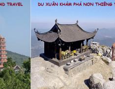 Tour du lịch Yên Tử 1 ngày