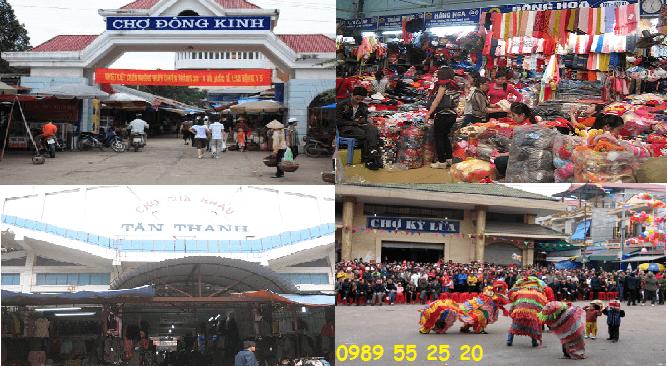 chợ Lạng Sơn