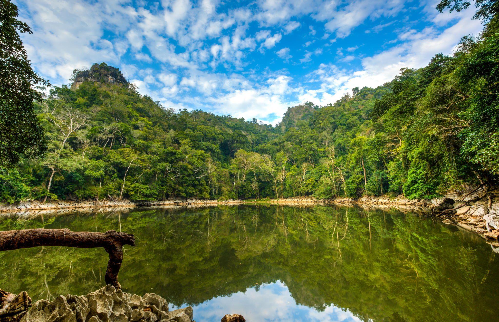 Kinh nghiệm du lịch sinh thái hồ Ba Bể Bắc Kạn