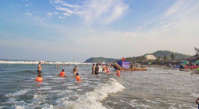 Kinh nghiệm du lịch biển Hải Hòa