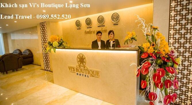 khách sạn Vi's Boutique Lạng Sơn