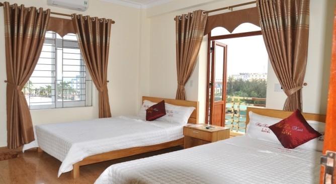 Đặt phòng khách sạn biển Hải Tiến