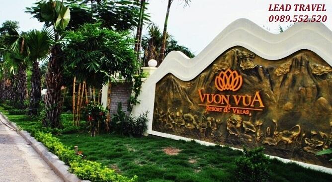 Vườn Vua Resort