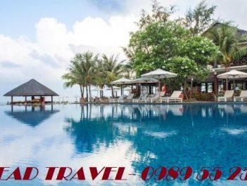 Top 4 khách sạn Phú Quốc gần biển hot nhất 2019