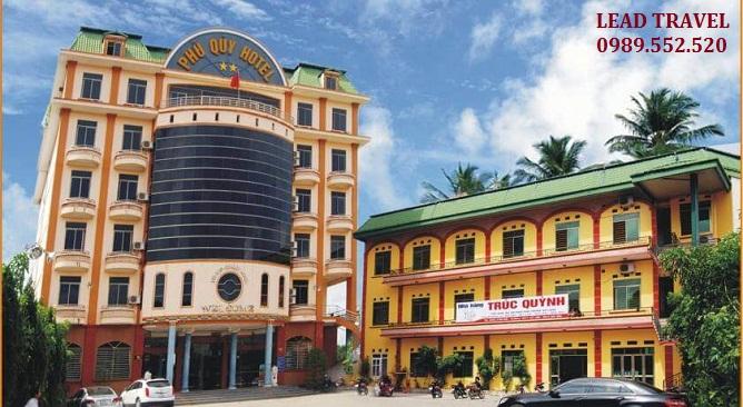 khách sạn Phú Quý Lạng Sơn
