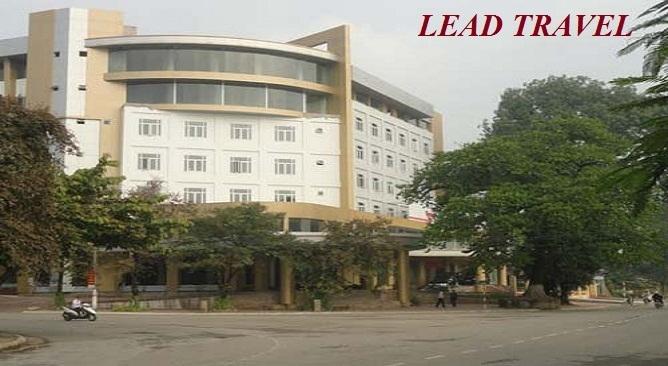 khách sạn Lô Giang Tuyên Quang