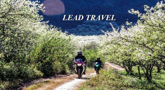 đi phượt Mộc Châu bằng xe máy