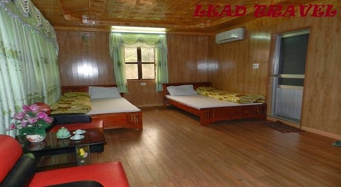 nhà nghỉ Thế Anh Mộc Châu