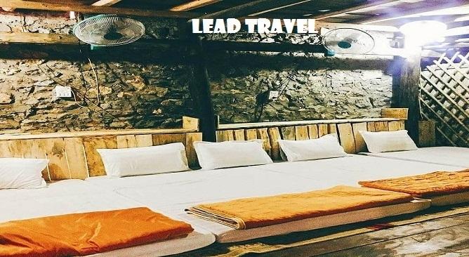 khách sạn ở thác Bản Giốc