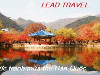 du lịch Hàn Quốc tháng nào đẹp nhất