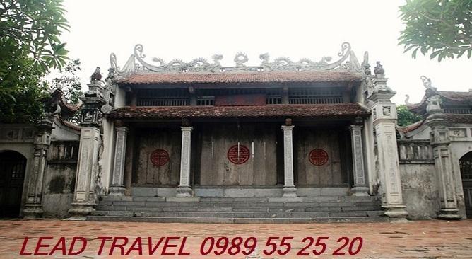 Hà Nam các điểm thu hút khách du lịch
