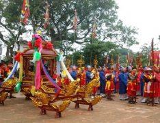lễ hội truyền thống Hà Nam