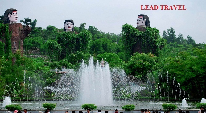 hồ núi cốc ở huyện nào thái nguyên