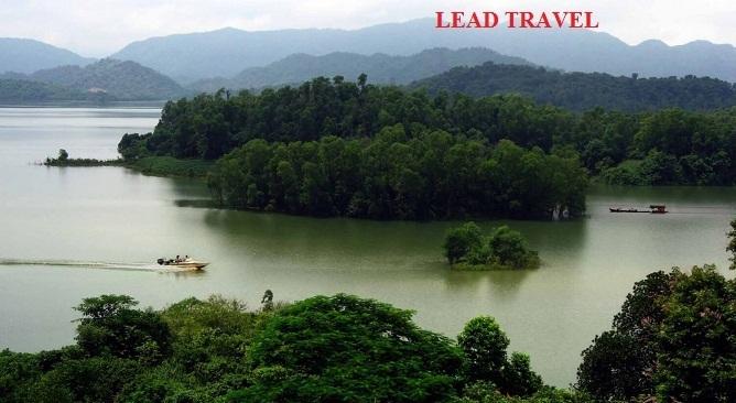 hồ núi cốc thuộc huyện nào của thái nguyên