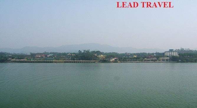 khu du lịch hồ núi cốc đại từ thái nguyên
