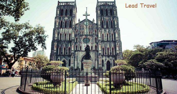 Nhà thờ Lớn Hà Nội - du lịch thành phố hà nội