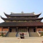 Tour Du lịch Bái Đính Tràng An Ninh Bình 1 ngày Giá tốt nhất