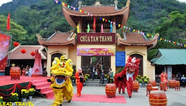 Tour Lạng Sơn 1 ngày chùa Tam Thanh
