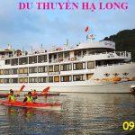Tour du thuyền Vịnh Hạ Long 2 ngày 1 đêm Khuyến Mại
