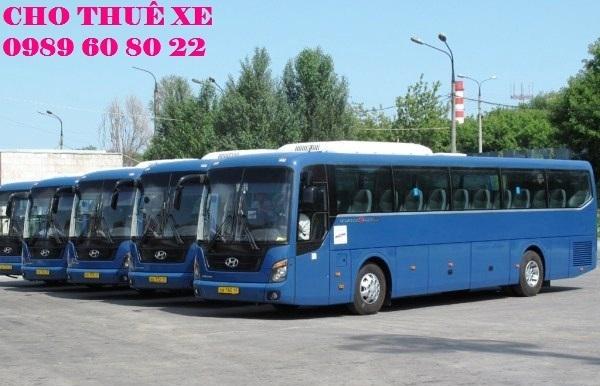 Cho Thuê Xe 45 chỗ Tại Hà Nội Giá rẻ nhất 0989608022-Khuyến Mại 30%