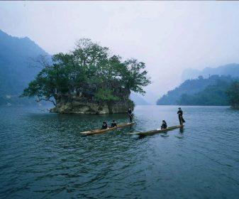 Tour du lịch hồ Ba Bể 2 ngày 1 đêm giá siêu rẻ