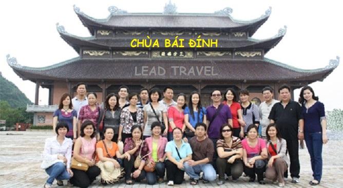 Tour du lịch Ninh Bình 3 ngày 2 đêm