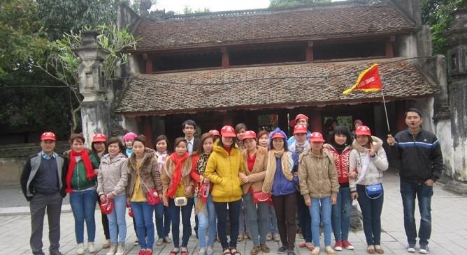 du lịch Hoa Lư Ninh Bình