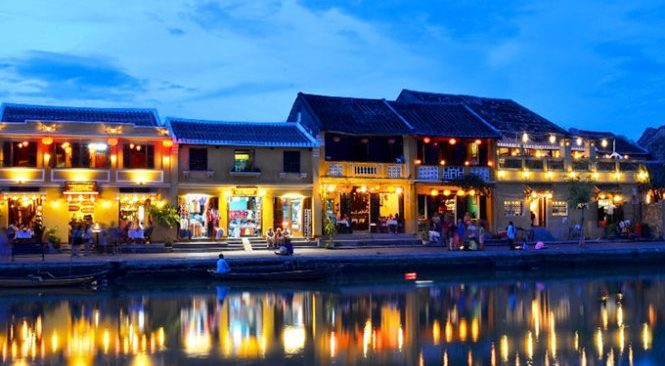 Tour Du Lịch Đà Nẵng-Hội An-Bà Nà-Huế-Phong Nha 5 Ngày 4 Đêm Giá rẻ