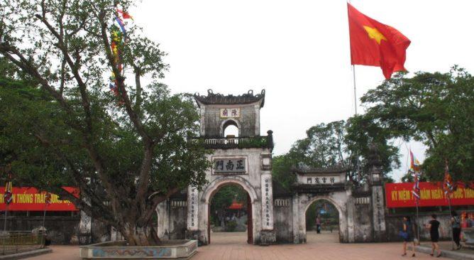 Tour du lịch đền Phủ Giầy 1 ngày giá rẻ