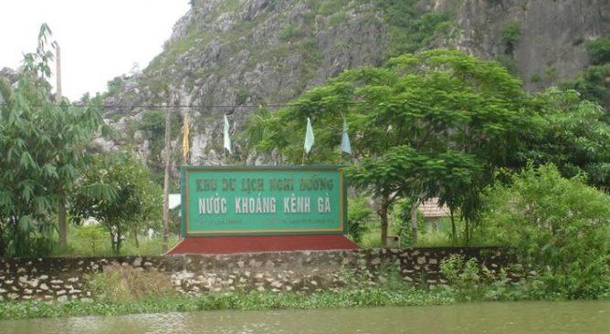 Tour Du Lịch Suối Khoáng Nóng Kênh Gà-Động Vân Trình 1 ngày