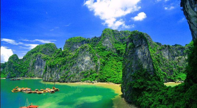 Tour Du lịch Hạ Long Yên Tử 2 Ngày 1 Đêm Khuyến Mại