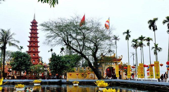 Tour Du Lịch Sài Gòn-Hà Nội-Hạ Long-Tuần Châu- Yên Tử 4 Ngày 3 Đêm