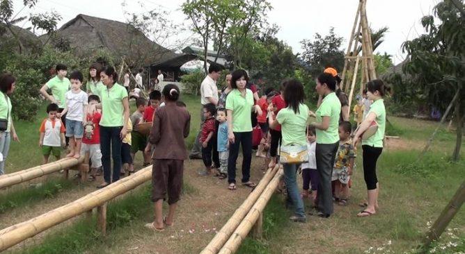 Tour Du Lịch Trang Trại Giáo Dục Erahouse nửa ngày Giá rẻ