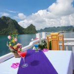 Du Thuyền Viola Cruise Hạ Long 2 Ngày 1 Đêm Giá rẻ