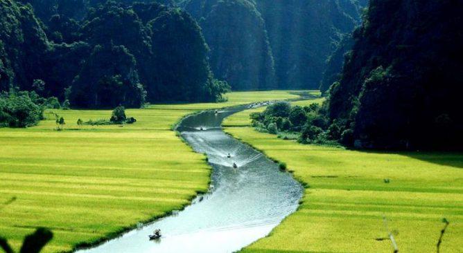 Tour Du lịch Ninh Bình 3 ngày 2 đêm Giá rẻ Ghép đoàn hàng ngày