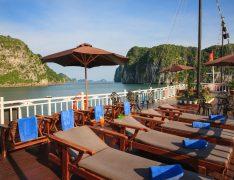 Du Thuyền Garden Bay Luxury Cruise Hạ Long 2 Ngày 1 Đêm