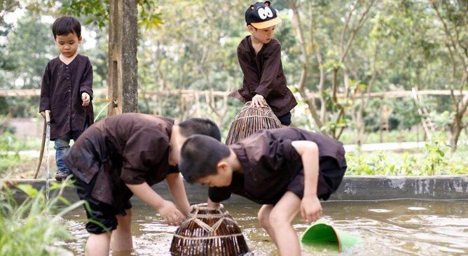 Tour Du Lịch Bản Rõm Sóc Sơn 1 Ngày Giá rẻ