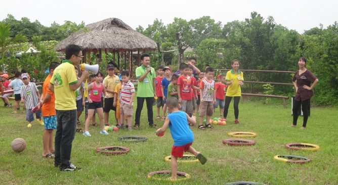 Tour Du Lịch Trang Trại Học Đường Vạn An 1 Ngày Giá rẻ