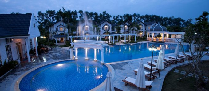 Tour Du Lịch Vườn Vua Resort & Villas Phú Thọ 2 Ngày 1 Đêm Giá rẻ