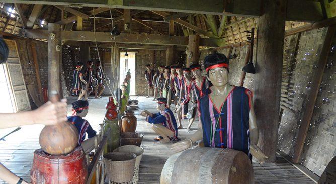 Tour Du Lịch Làng Văn Hóa Các Dân Tộc 1 Ngày Giá rẻ