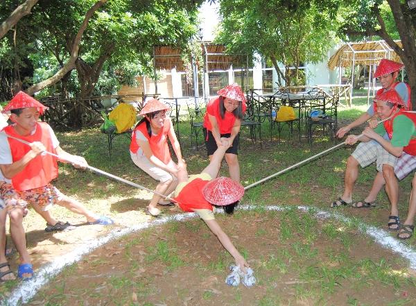 Tour Du Lịch V Resort 1 Ngày Team Building