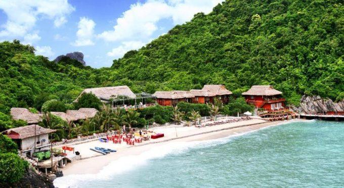 Tour Du thuyền Hạ Long Cát Bà Monkey Island Resort 3 Ngày 2 Đêm
