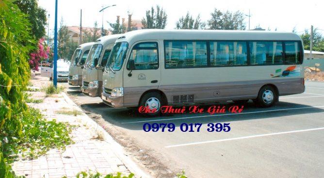 Cho Thuê Xe 29 chỗ đi Thái Bình 1 ngày Giá rẻ nhất