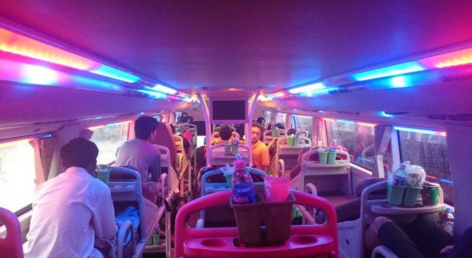 Kinh nghiệm đặt vé xe đi Lào