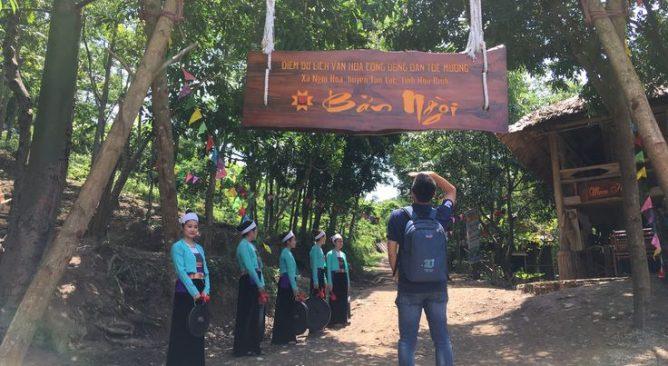 Tour Du Lịch Công Viên Nước Nổi Hòa Bình 1 ngày Giá rẻ